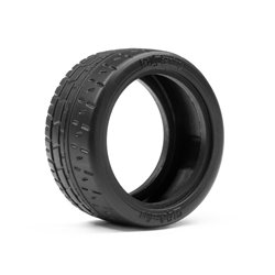Hpi Racing  HPI WIDE RADIAL GRIP TIRE 31MM (2PCS) 116537 2