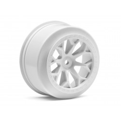 Hpi Racing  8-SHOT SC WHEEL (WHITE/2PCS) 116741 2