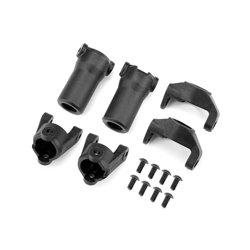 Hpi Racing  AXLE HOUSING END SET 116868