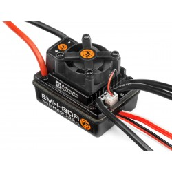 Hpi Racing  FLUX EMH-80A BRUSHLESS WATERPROOF ESC 120026 2