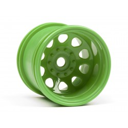 Hpi Racing  CLASSIC KING WHEEL GREEN (2.2IN/2PCS) 120039 2