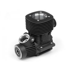 Hpi Racing  CRANK CASE (BLACK/F4.6) 1491