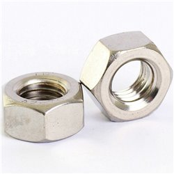 M2.5 standard nuts pack of 10