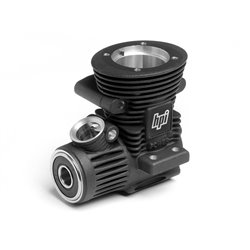 Hpi Racing  CRANK CASE (BLACK/G3.0) 15145