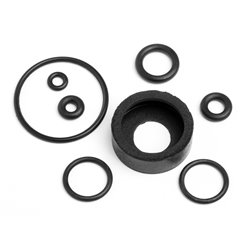 Hpi Racing  DUST PROTECTION AND O-RING COMPLETE SET 15149