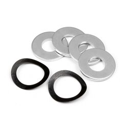 Hpi Racing  CLUTCH SHOE WASHER M6.5X14MM (2SET) 15442