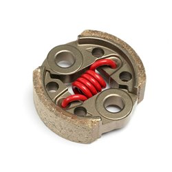 Hpi Racing  HIGH RESPONSE CLUTCH SHOE/SPRING SET (8000RPM/RED) 15448