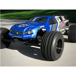 Hpi Racing  DSX-2 TRUCK BODY (CLEAR) 17001 2