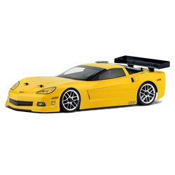 Hpi Racing  CHEVROLET CORVETTE C6 BODY (200MM/WB255MM) 17503