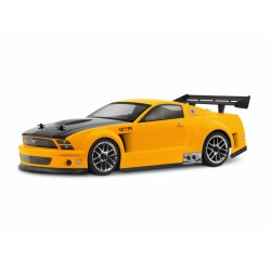 Hpi Racing  FORD MUSTANG GT-R BODY (200MM/WB255MM) 17504