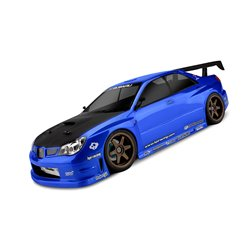 Hpi Racing  EU PROVA HPI IMPREZA CLEAR BODY (200MM) 17525 2
