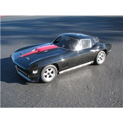 Hpi Racing  1967 CHEVROLET CORVETTE BODY (200MM) 17526