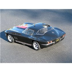 Hpi Racing  1967 CHEVROLET CORVETTE BODY (200MM) 17526 2