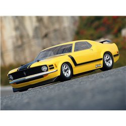 Hpi Racing  1970 FORD MUSTANG BOSS 302 BODY (200MM) 17546