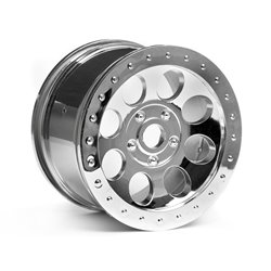 Hpi Racing  MAG-8 WHEEL CHROME (83X56MM/2PCS) 3187 2