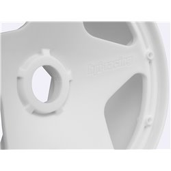 Hpi Racing  SUPER STAR WHEEL WHITE (120X75MM/2PCS) 3225 2