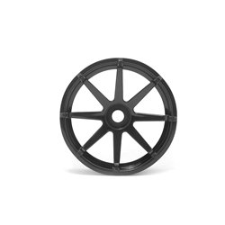 Hpi Racing  BLAST WHEEL BLACK (115X70MM 7INCH/2PCS) 3256 2