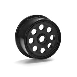 Hpi Racing  OUTLAW WHEEL BLACK (120X60MM/-4MM OFFSET/2PCS) 3331 2