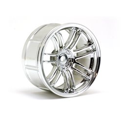 Hpi Racing  LP32 WHEEL RAYS VOLKRACING RE30 CHROME (2PCS) 3341 2