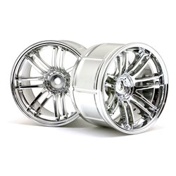 Hpi Racing  LP35 WHEEL RAYS VOLKRACING RE30 CHROME (2PCS) 3342