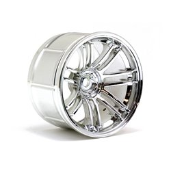 Hpi Racing  LP35 WHEEL RAYS VOLKRACING RE30 CHROME (2PCS) 3342 2