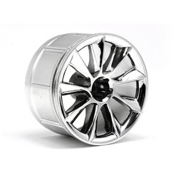 Hpi Racing  LP35 WHEEL ATG RS8 CHROME (2PCS) 33464 2
