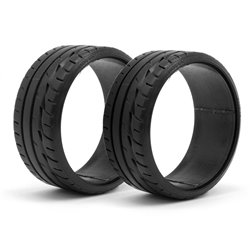 Hpi Racing  LP29 T-DRIFT TIRE BRIDGESTONE POTENZA RE-11 (2PCS) 33468