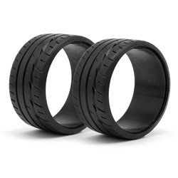Hpi Racing  LP32 T-DRIFT TIRE BRIDGESTONE POTENZA RE-11 (2PCS) 33469