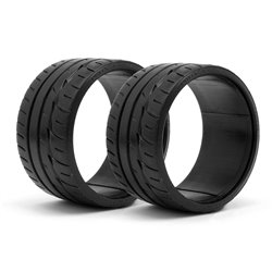 Hpi Racing  LP35 T-DRIFT TIRE BRIDGESTONE POTENZA RE-11 (2PCS) 33470