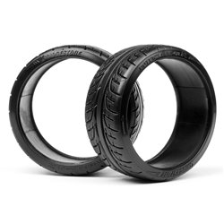 Hpi Racing  BRIDGESTONE POTENZA RE-01R T-DRIFT TIRE 26MM (2PCS) 4423 2