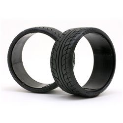 Hpi Racing  LP29 T-DRIFT TIRE YOKOHAMA ADVAN NEOVA AD07 (2PCS) 4427