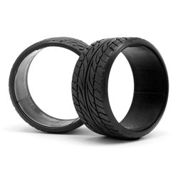 Hpi Racing  LP32 T-DRIFT TIRE DUNLOP LE MANS LM703 (2PCS) 4431