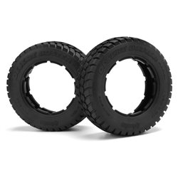 Hpi Racing  DESERT BUSTER RADIAL TIRE HD COMP (190x60mm/2pcs) 4437 2