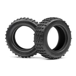 Hpi Racing  B-BLOCK FRONT TIRE (2PCS) 4472