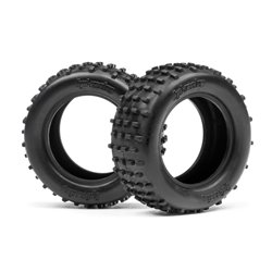 Hpi Racing  B-BLOCK REAR TIRE (2PCS) 4473