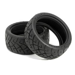 Hpi Racing  X PATTERN RADIAL TIRE 26MM D COMPOUND 4790