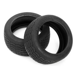 Hpi Racing  VINTAGE RACING TYRE 26MM D-COMPOUND 4793 2
