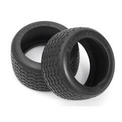 Hpi Racing  VINTAGE RACING TYRE 31MM D-COMPOUND 4797 2