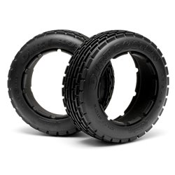 Hpi Racing  DIRT BUSTER RIB TYRE M COMPOUND (170X60MM/2PCS) 4831 2