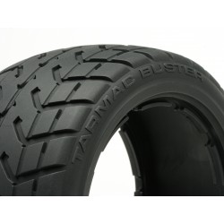 Hpi Racing  TARMAC BUSTER TIRE M COMPOUND (170x80mm/2pcs) 4840 2