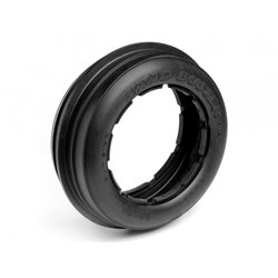 Hpi Racing  SAND BUSTER RIB TIRE M COMPOUND (170x60mm/2pcs) 4843