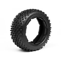 Hpi Racing  DIRT BUSTER BLOCK TIRE M COMPOUND (170x60mm/2pcs) 4848