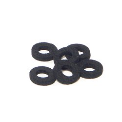 Hpi Racing  FOAM WASHER 5 X 10 X 2MM (6PCS) 6158