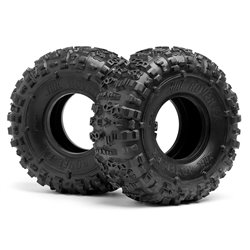 Hpi Racing  ROVER-EX TIRE (PINK/ROCK CRAWLER/2PCS) 67916