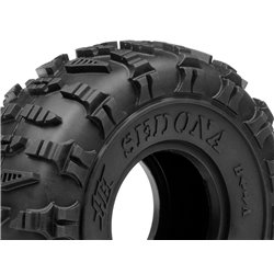 Hpi Racing  SEDONA TIRE (WHITE/ROCK CRAWLER/2PCS) 67918 2