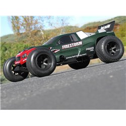 Hpi Racing  DSX-1 TRUCK CLEAR BODY 7123