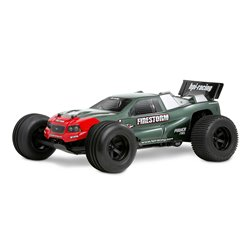 Hpi Racing  DSX-1 TRUCK CLEAR BODY 7123 2