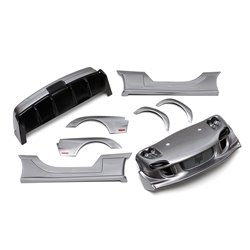 Hpi Racing  STAGE-D MAZDA RX-7 FD3S AERO BODY KIT 7128