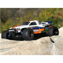 Hpi Racing  DIRT FORCE CLEAR BODY 7130