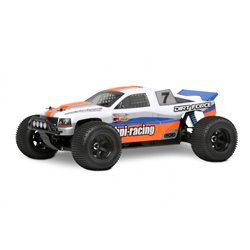 Hpi Racing  DIRT FORCE CLEAR BODY 7130 2